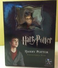 Harry Potter  Collectible Bust Mint New in Box COA Card LE 746/5000