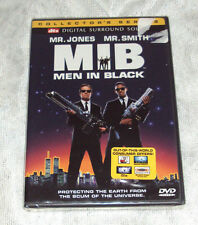 Men In Black (Dvd, 2000, Collector's Series; Dts Audio) Free Shipping