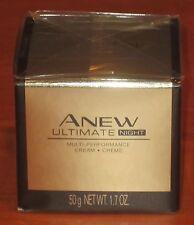 Avon Anew Ultimate Multi-Performance Anti-aging Night Cream Age 50+ $38 NIB