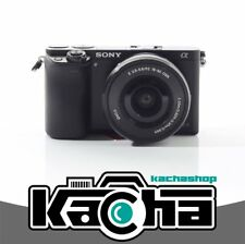SALE Sony Alpha A6000 Black Digital Camera ILCE-6000L + 16-50mm Lens SEL1650