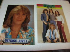 Monty gum Pop Posters 1978 Status Quo Patrick Juvet Rosetta Stone Denn Christian