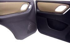 4 Door Panel Leather Synthetic Cover for Ford Escape 01-07 Beige