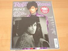 "ROLLING STONE Prince ""MIT WELTEXKLUSIVER PRINCE VINYLE-SINGLE 17 DAYS/1999"""