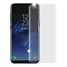 Samsung Galaxy S8 Plus S8+ Curved Tempered Glass Screen Protector Full Coverage