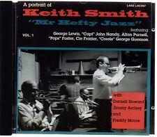 Keith Smith - A Portrait Of Keith Smith: Mr Hefty Jazz Vol. 1 (brand new CD 1996