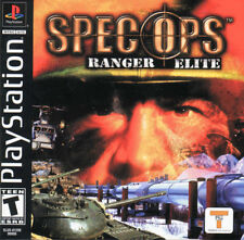 Spec Ops: Ranger Elite PS New Playstation