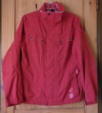Burton Burnt Orange (Almost Red) Snowboard Coat, Mens M
