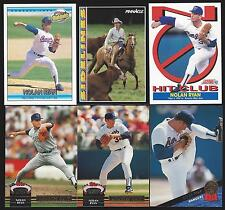 (15) Assorted Nolan Ryan card lot - Stadium Club Members Only, Leaf, OPC, UD