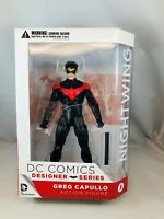 DC Comics Nightwing Greg Capullo Designer Series Action Figure