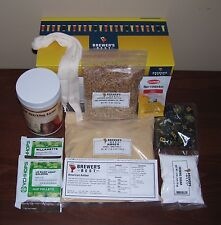 BEER KIT AMERICAN AMBER MAKES 5 GALLONS BREWERS BEST HOLIDAY INGREDIENT KIT 1007