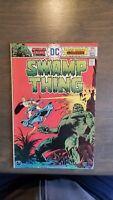 Swamp Thing (1973) #21 VF DC Comics,Bernie Wrightson/Wein HTF