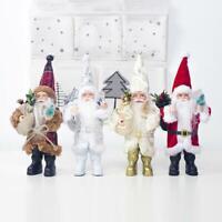 Christmas Santa Claus Plush Swedish Tomte Scandinavian Gnome Toy Xmas Decor