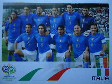 Panini 321 Team Italia Italien FIFA WM 2006 Germany