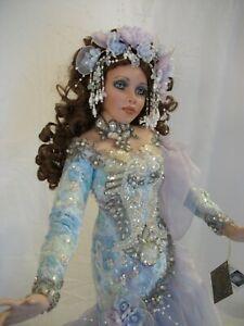 "Arielle 27"" Porcelain Doll by Rustie"
