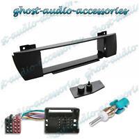 BMW Car CD Stereo Radio Facia Fascia Fitting Kit Adaptor Panel Plate Surround