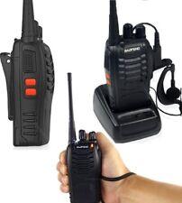Baofeng Walkie talkie UHF Radio 400-470 MHz 2-Way 16CH 5 W BF-888S de largo alcance de Reino Unido