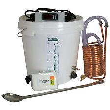 BIAB upgrade kit Digital Peco Electrim Boiler Wort Chiller Mashing Bag Spoon
