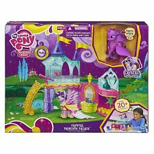 NEW HASBRO MY LITTLE PONY FRIENDSHIP IS MAGIC CRYSTAL PRINCESS PALACE A3796