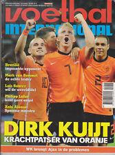 Voetbal International 45e jaargang 1 juli 2010 nr 26