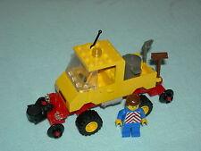 LEGO-Ferrovie 4546 due vie-UNIMOG (ferrovia/strada)!!!