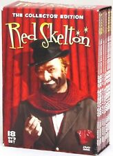 The Collector Edition Red Skeleton DVD 18-Disc Set 2010 Over 32 Hours