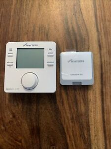 Worcester Bosch Greenstar Comfort II RF Wireless Programmable Room Thermostat