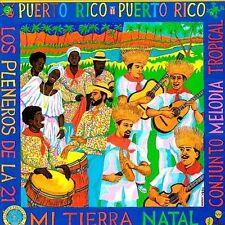 Los Pleneros De La 21 / Conjunto Melodia: Puerto Rico by