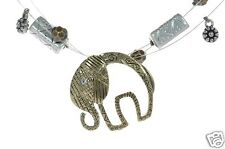 Chico's Elephant Necklace
