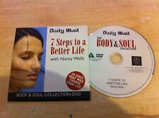 7 STEPS TO A BETTER LIFE BODY & SOUL COLLECTION Nancy Wells Positive Change DVD