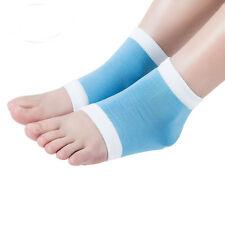 Heel Socks for Dry Hard Cracked Skin Moisturising Open Toe Recovery Socks Excell
