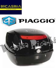 9417 - BAULETTO POSTERIORE 32 LT NERO GRAFITE 079/A VESPA 50 125 150 LX