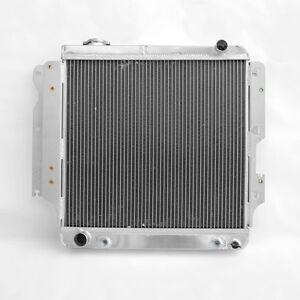 FITS JEEP WRANGLER YJ TJ LJ 2.4L 2.5L 4.0L 87-06 LHD Full Aluminum RADIATOR