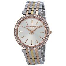 Michael Kors MK3203 Tri Tone Darci Watch