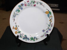 More details for woodhill salad / desert plate  with a floral pattern. indonesia. excellent