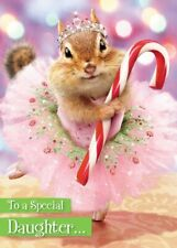 Avanti Daughter Funny Christmas Greeting Card Humour Cards