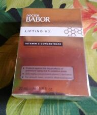 Doctor Babor Lifting RX Vitamin C Concentrate 20 ml NEW IN BOX