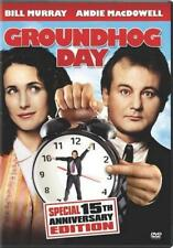 NEW - GROUNDHOG DAY Bill Murray DVD *15th Anniversary Edition   =