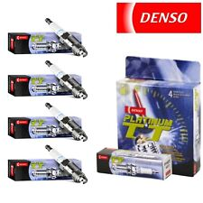 4 Denso Platinum TT Spark Plugs for 1995-1996 Mitsubishi Eclipse L4-2.0L