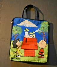 Charlie Brown Peanuts re-usuable bag