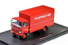 "SCHUCO Mercedes-Benz LP 608 ""Porsche"" 450352100 1/43"