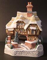 "1994 David Winter Cottages ""Miss Belle's Cottage"" Figure / Sculpture"