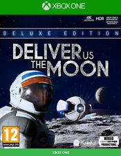 Deliver Us The Moon Deluxe XBOX ONE WIRED PRODUCTION
