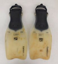 Dacor TurboFlex Fins SCUBA/Snorkeling Fins Size Large Satisfaction Guaranteed