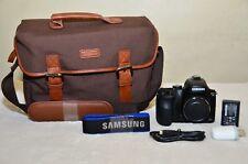 Samsung NX30  20.3MP Digital SLR Camera (Body Only) w/New Bag- READ DESCRIPTION!