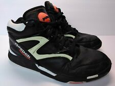 3852bae6 Reebok Pump Omni Lite Retro Dee Brown Black Orange White Style J15298 Size  11