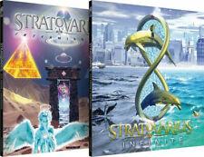 Stratovarius - 2in1 Infinite Intermission CD - SEALED Power Metal Album