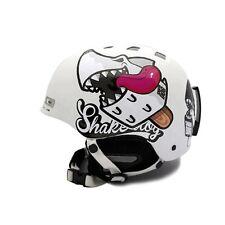 Decal Stickers For Helmet Motorcycle Biker Snowboard Hard Hat - Shark DOG 04