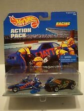 Hot Wheels Action Pack Racing T-Bird Stocker & Buick Stocker 1:64 Diecast C4-64