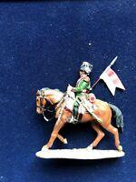 SOLDAT DE PLOMB CAVALIER EMPIRE 1er REGIMENT DU DUCHE DE BERG 1812