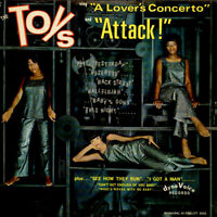 "Toys, The - The Toys Sing ""A Lover's Concerto"" (Vinyl LP - 1966 - US - Original)"